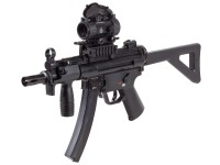 Heckler & Koch H&K MP5 K-PDW CO2 BB SMG Combo Air rifle