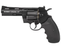 Swiss Arms .357 Metal CO2 BB Revolver, 4 inch Air gun