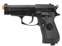 Beretta M84 FS CO2 Blowback Metal Airsoft Pistol