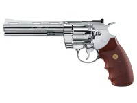 Colt Python CO2 Revolver, Chrome