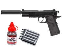 ASG STI Duty One CO2 BB Pistol Kit Air gun