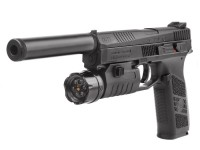 CZ P-09 Duty CO2 Pistol Kit Air gun