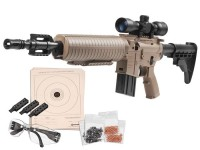 Crosman M4-177 Tactical Air Rifle Kit & 4x32 Scope Air rifle