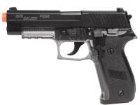 SIG Sauer P226 Trans Frame GBB Airsoft Pistol Airsoft gun