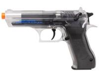 Magnum Research Baby Desert Eagle 941 CO2 Airsoft Gun, Clear Airsoft gun