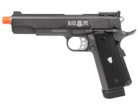 Black Ops 1911 Scorpion Metal CO2 Airsoft Pistol Airsoft gun