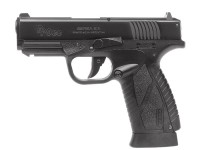 ASG Bersa BP9CC CO2 BB Pistol, Black Air gun