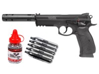 CZ 75 SP-01 Shadow CO2 BB Pistol Kit Air gun