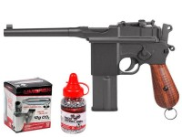 Legends M712 Full-Auto CO2 BB Gun Kit, Full Metal Air gun