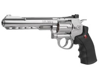 Crosman SR.357S Dual Ammo CO2 Revolver Kit, Silver Air gun