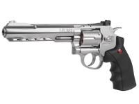 Crosman SR.357S Dual Ammo CO2 Revolver Kit, Silver Air gun