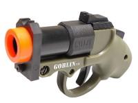 Goblin Solo Gas Airsoft Launcher, Green Airsoft gun