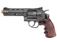 GameFace Game Face GF600 Metal CO2 Airsoft Revolver Airsoft gun