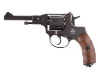 Gletcher NGT F CO2 BB Revolver, Black Air gun