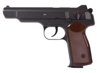 Gletcher Stechkin APS Blowback CO2 BB Pistol Air gun