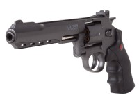 Crosman SR.357 CO2 Revolver, Black Air gun