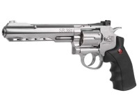 Crosman SR.357 CO2 Revolver, Silver