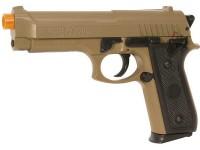 Cybergun M92 Desert Warrior War Inc Airsoft Pistol Airsoft gun