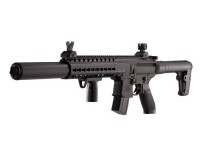 SIG Sauer MCX CO2 Rifle, Black Air rifle
