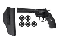 Colt Python .357 CO2 BB Revolver Kit
