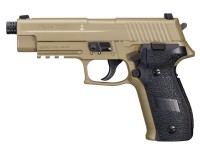 SIG Sauer P226 CO2 Pellet Pistol, Flat Dark Earth Air gun