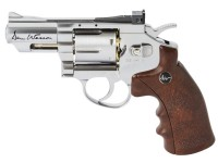 Dan Wesson CO2 BB Revolver, Silver, 2.5 inch Air gun