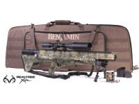 Benjamin Bulldog Bullpup Kit, Real Tree Xtra Air rifle
