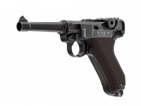 Umarex WWII Limited Edition P08 CO2 Pistol, Full Metal Air gun