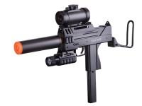 Crosman Exactor Spring Airsoft Pistol, Black