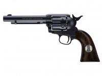 John Wayne Duke Colt CO2 BB Revolver, Blued Air gun