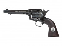 Duke Colt CO2 Pellet Revolver, Weathered