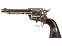 John Wayne Colt CO2 Pellet Revolver, Nickel Air gun