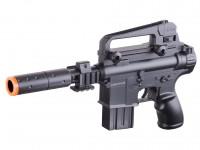 Crosman Sector 11 Confessor Airsoft Gun, Black Airsoft gun