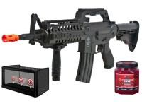 Crosman Stinger R37 Tact Spring Airsoft Rifle Kit