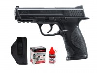 Smith &  Wesson Smith & Wesson M&P Pistol Kit, Black Air gun