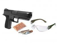 Crosman P15B CO2 BB Pistol Kit