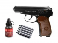 Legends Makarov CO2 BB Pistol Kit Air gun