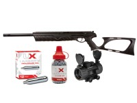 Umarex MORPH 3X CO2 BB Pistol & Rifle Kit Air gun