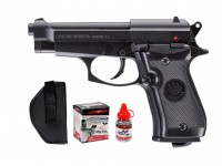 Beretta M84FS CO2 BB Blowback Metal Pistol Kit