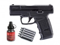 Walther PPS CO2 Blowback Pistol Kit Air gun