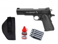 Colt Commander BB CO2 Blowback Pistol Kit Air gun