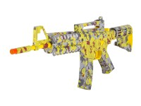 Paper Shooters Zombie Slayer Kit Air rifle