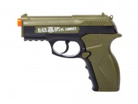 Black Ops vs. Zombies CO2 Airsoft Pistol Airsoft gun
