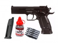 Tanfoglio Limited Custom CO2 Metal Pistol Kit Air gun