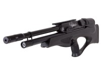 Air Arms Galahad Rifle, REG FAC Black Stock