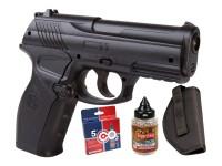 Crosman C11 Semi-Auto Air Pistol CO2 BB Kit Air gun