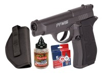 Crosman PFM16 Full Metal CO2 BB Pistol Kit Air gun