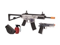 Crosman AREKTC Elite Commando Airsoft Rifle & Pistol Kit