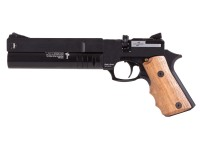 Ataman AP16 Regulated Compact Air Pistol, Black Air gun