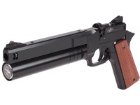 Ataman AP16 Regulated Compact Air Pistol, Black